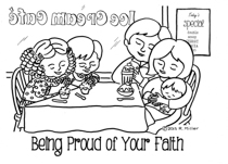 Being Proud of Your Faith